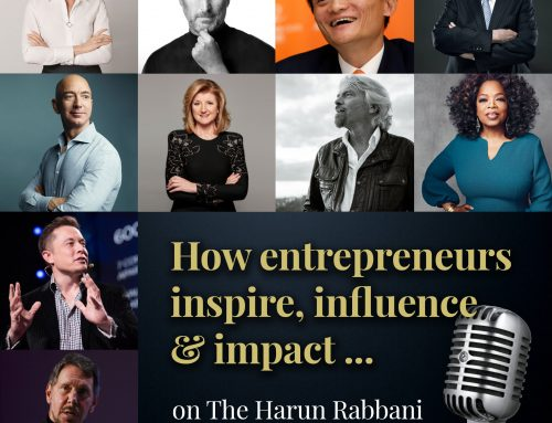 Learn From The Master Influencers On The Harun Rabbani Show Podcast