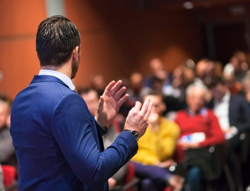 5 Attributes Of A Professional Speaker