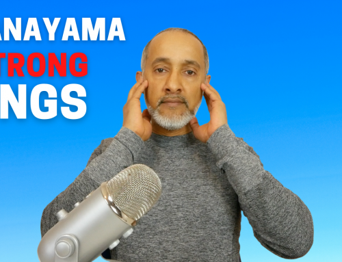 How To Improve Your Lung Function Using This Pranayama Breathing Technique